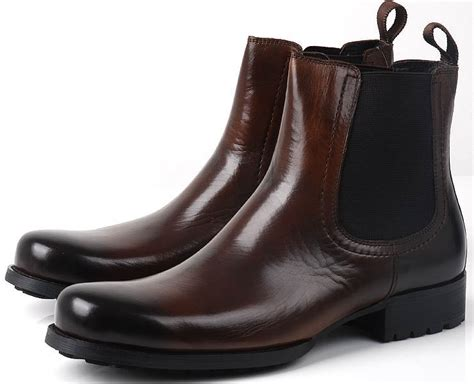 comfortable dress boots for men mature man summer suede boots taste mens fashion boots