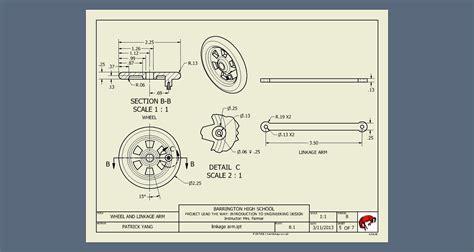 6 1 design matrix jocelyn s pltw portfolio 3 rendered inventor sheets yang ied 8 e portfolio