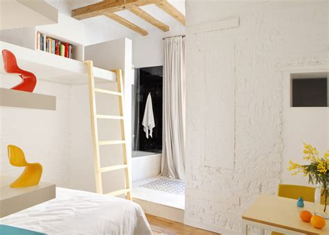 the tiny apartment design in xiamen china home 4us spanish apartment expands the notion of micro lifeedited