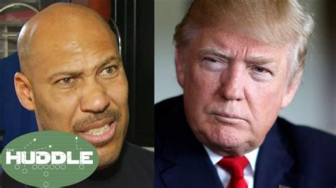 donald trump liangelo should lavar ball have been more grateful towards donald