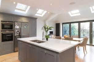 House Extensions Kitchen Side Extensions London