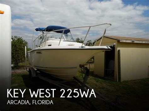 boats for sale west florida key west 225wa for sale in arcadia fl for 19 900 pop