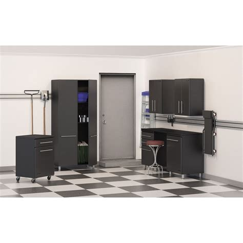 Sears Garage Shelving Units by Garage Storage Store Everything With Garage Cabinets From