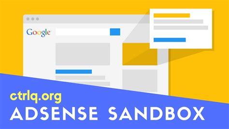 adsense sandbox google ads preview tool adsense sandbox youtube