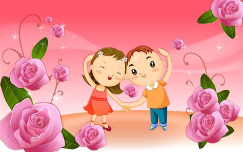Cartoon Wallpaper About Love | love cartoon wallpapers wallpaper cave