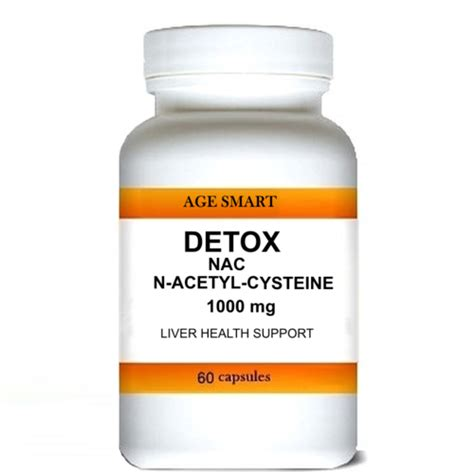 Is N Acetylcysteine Safe For Liver Detox weight management slimming detox nac n acetyl