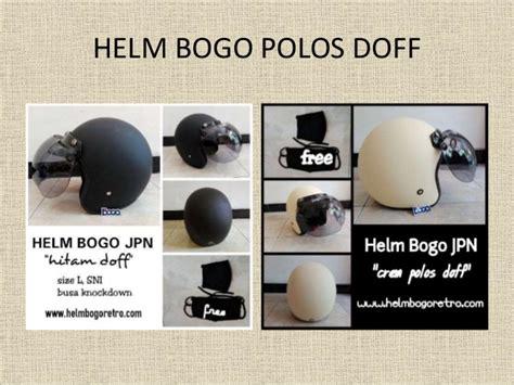 Helm Bogo Polos 0857 9196 8895 I Sat Jual Helm Bogo Surabaya