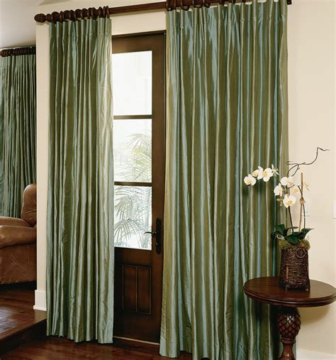 green silk drapes custom made silk drapes by drapestyle archives