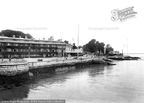 pier view cowes photo of cowes view from the pier 1927 francis frith