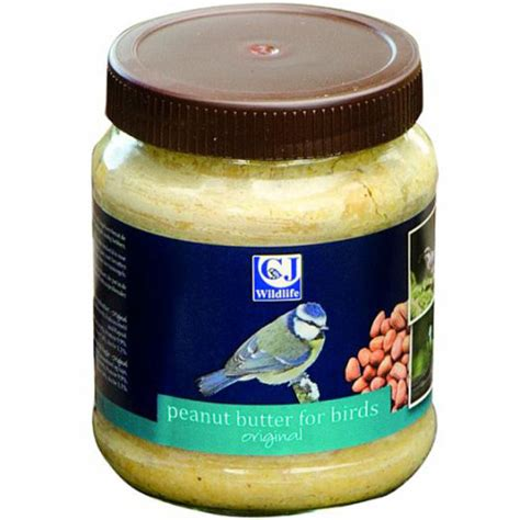 cj wildlife peanut butter for birds from 163 2 50 waitrose pet