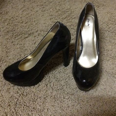 Best Seller High Heels Hj010 86 outfitters shoes black high heels size 7