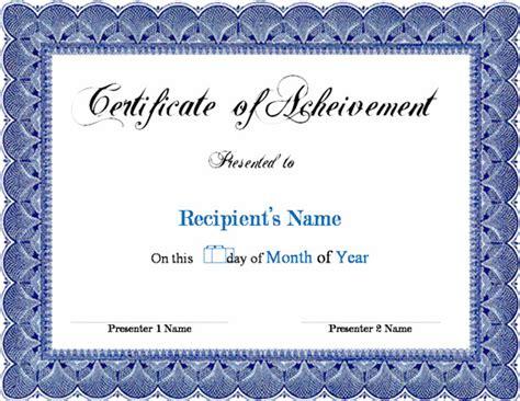 award certificate templates microsoft word templates