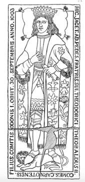 Theobald II of Blois - Wikipedia