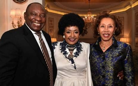 keeping up with the ramaphosas: meet sa's new first family