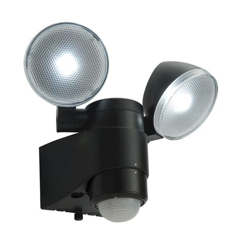 4w Outdoor Battery Operated Security Rotatable Motion Outdoor Motion Sensor Lights Battery Operated