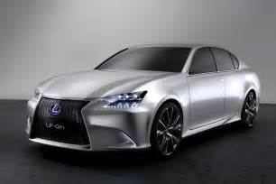 lexus debuts 2016 gs f pictures starting on page 8