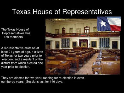 texas house of representatives ppt branches of texas government powerpoint presentation id 1558473