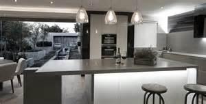 Kitchen Collections kitchen architects blu line waterfall estate luxury