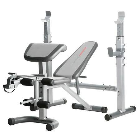 weider 320 weight bench weider core 600 espotted