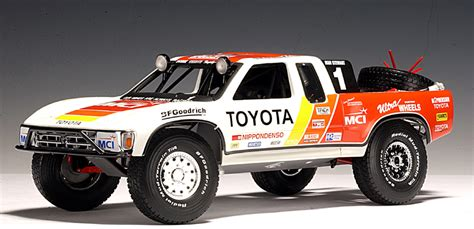 Toyota Race Autoart 1997 Toyota Racing Truck Ivan Stewart 01