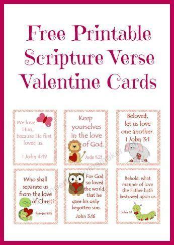 religious printable cards free printable scripture verse valentines free printable