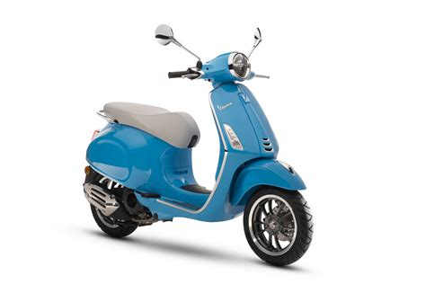 Vespa Cinquanta 2018 vespa primavera 150 touring review totalmotorcycle