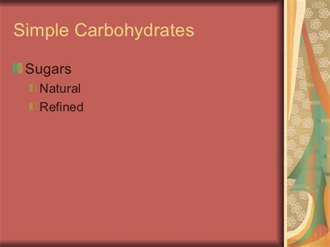 carbohydrates fats and proteins carbohydrates fats and proteins