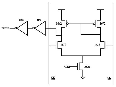 current sense resistor differential lifier design and implementation of datapath