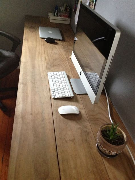 best 25 wooden desk ideas on diy wooden desk