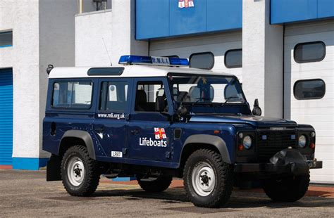 land rover rnli rnli land rover larne 169 albert bridge geograph