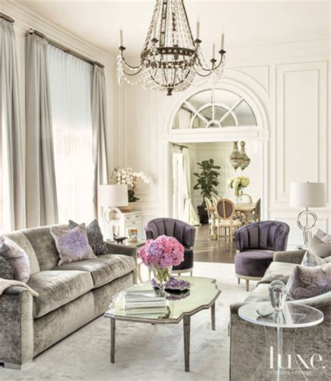 hollywood glam living room home tour french charm meets hollywood glamour
