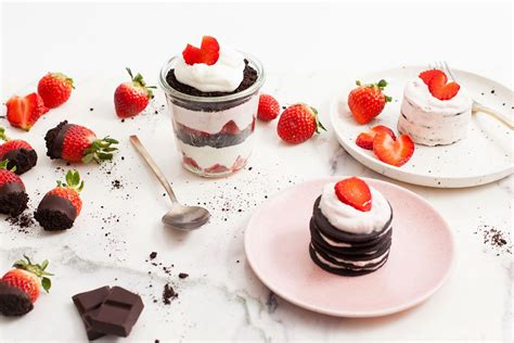 valentines desserts easy 5 ingredients 3 delicious easy to make s day