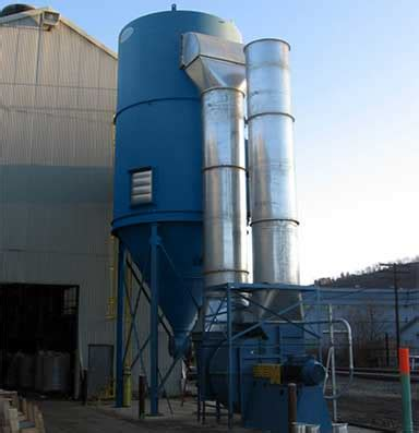 used baghouse dust collector for sale |imperial systems, inc.