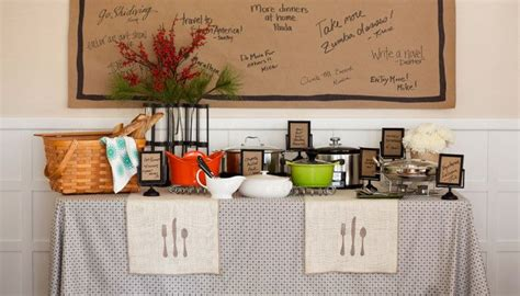 how to set up a buffet table buffet table set up pinterest