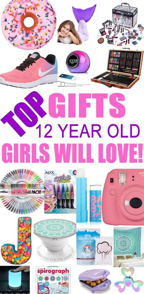 best gifts for 12 year old girls gift suggestions tween