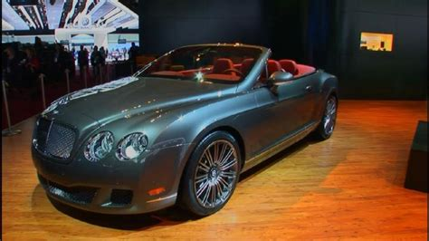 how does cars work 2009 bentley continental gtc security system imcdb org 2009 bentley continental gtc speed in quot cars tv 2009 2012 quot