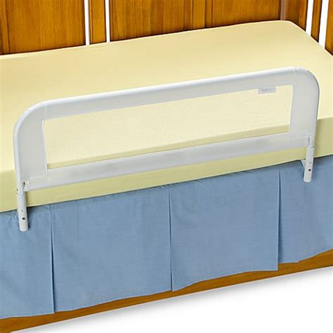 mesh bed rail buy kidco 174 mesh convertible crib bed rail from bed bath