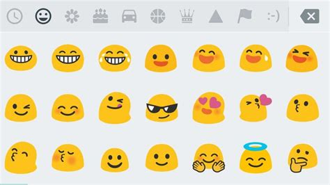 emoji faces for android how to type emoji on android pc advisor