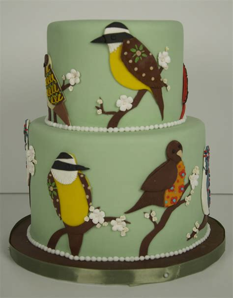 80th birthday bird cake cakecentral com