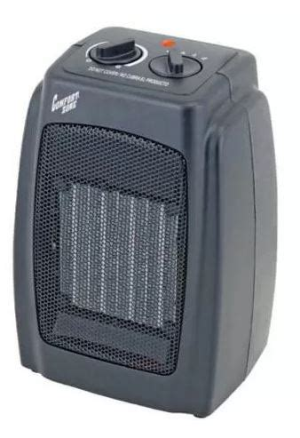 comfort zone ceramic heater comfort zone ceramic heater only 11 48 reg 18 84