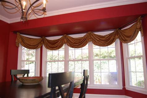 Kitchen Curtains For Bay Windows Inspiration Window Treatments For Bay Windows Amazing Window Treatment Ideas For Bay Windows Z Lite Table