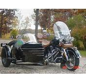 20 03 Indian Vintage With A 1953 Sidecar Robert Rides The