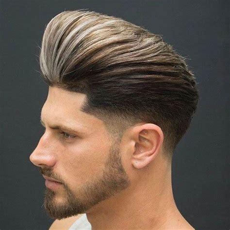 pompadour fade haircuts  men fade haircut fade haircut styles