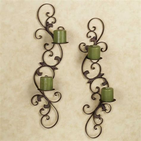 home decor wall sconces decobizz - Sconces Wall Decor