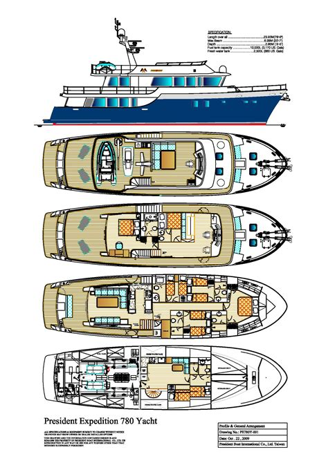 yacht deck layout ideas access expedition sailboat plans david chan