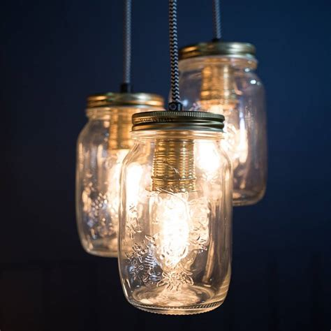 Preserve Jar Pendant Light By All Things Brighton Jar Pendant Lights