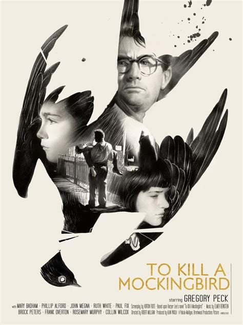 to kill a mockingbird themes family greg ruth on twitter quot commission movie poster for to kill