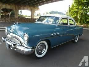 1953 Buick For Sale 1953 Buick Special For Sale In Gladstone Oregon