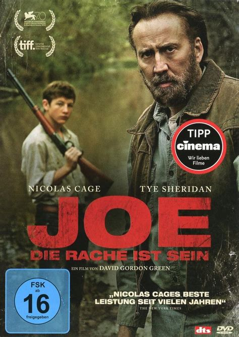 joe 2013 the return of nicolas cage 4k ultra hd joe dvd oder blu ray leihen videobuster de