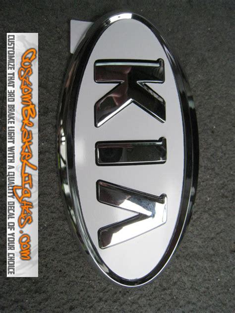 Kia Emblem Change Custombrakelights